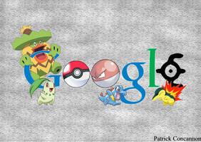 Google doodle by Elementspirts