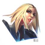 Kayle portrait