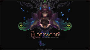 The Elderwood - Titlescreen