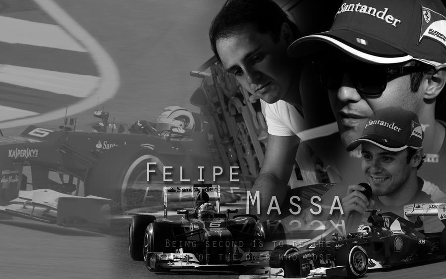 Felipe Massa wallpaper by sandi-x