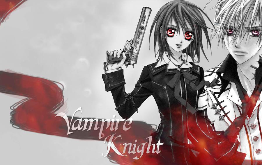 Vampire Knight Wallpaper By Sandi X