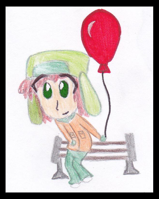 SP_jew with balloon by kazria-kitty