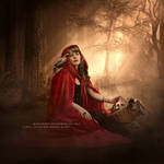 Lonely Little Red Riding Hood