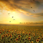 Where the Wild Sunflowers Grow by Yosia82