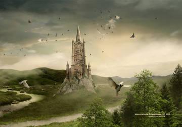 ..:: Kingdom of Pigeons::.. by Yosia82