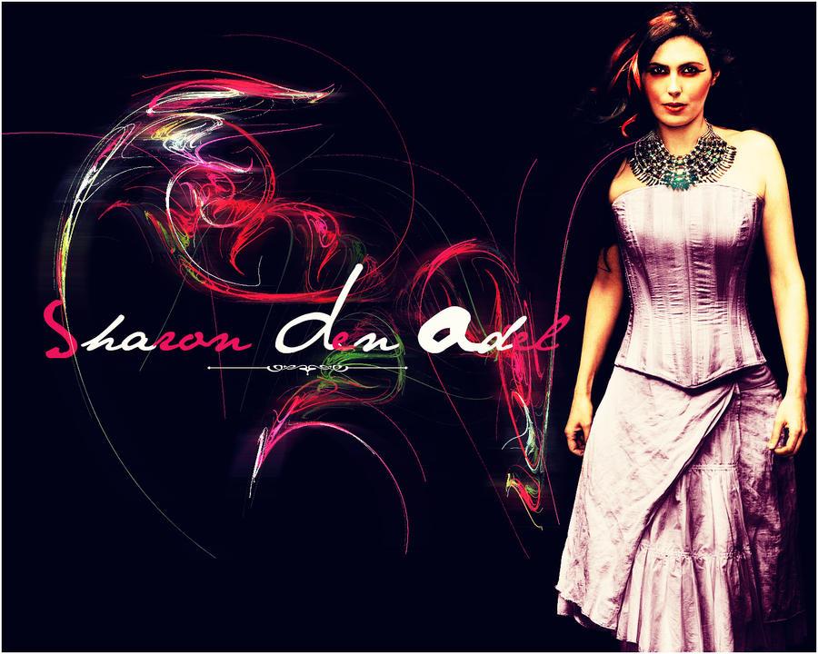 Sharon Den Adel Wallpaper By Wtfan On Deviantart