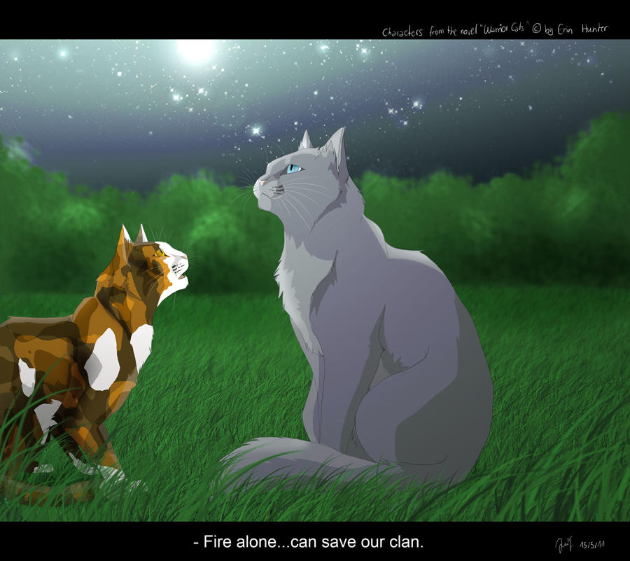 Warriors By Erin Hunter: Warrior Cats Quotes Love. QuotesGram