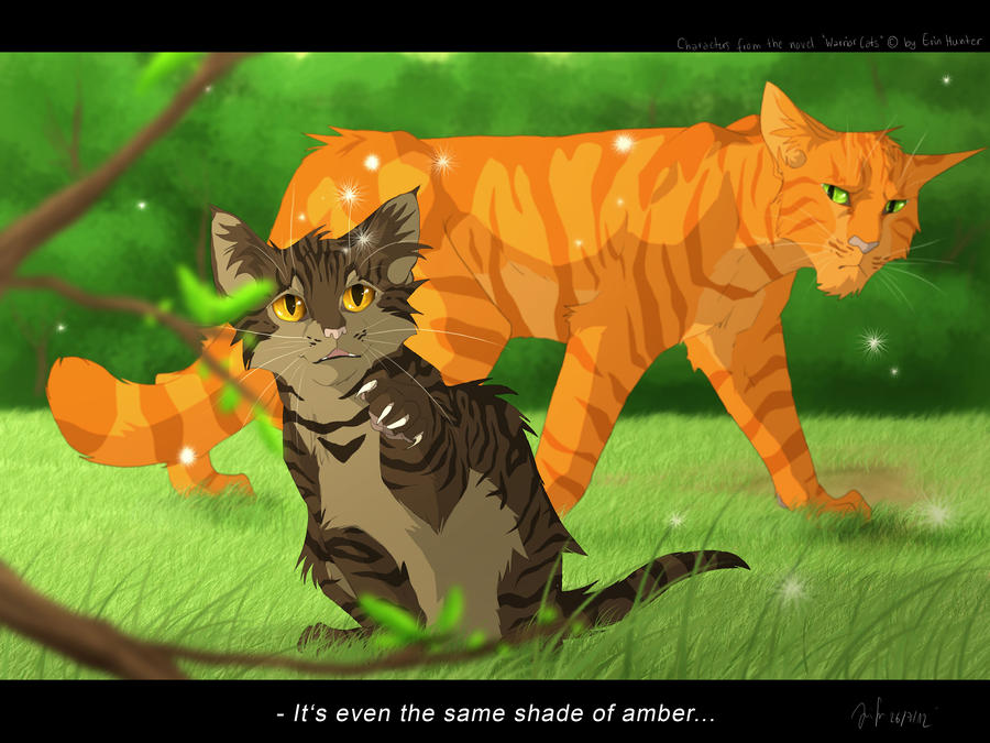 Same Shade of Amber -C.E.- by Mizu-no-Akira