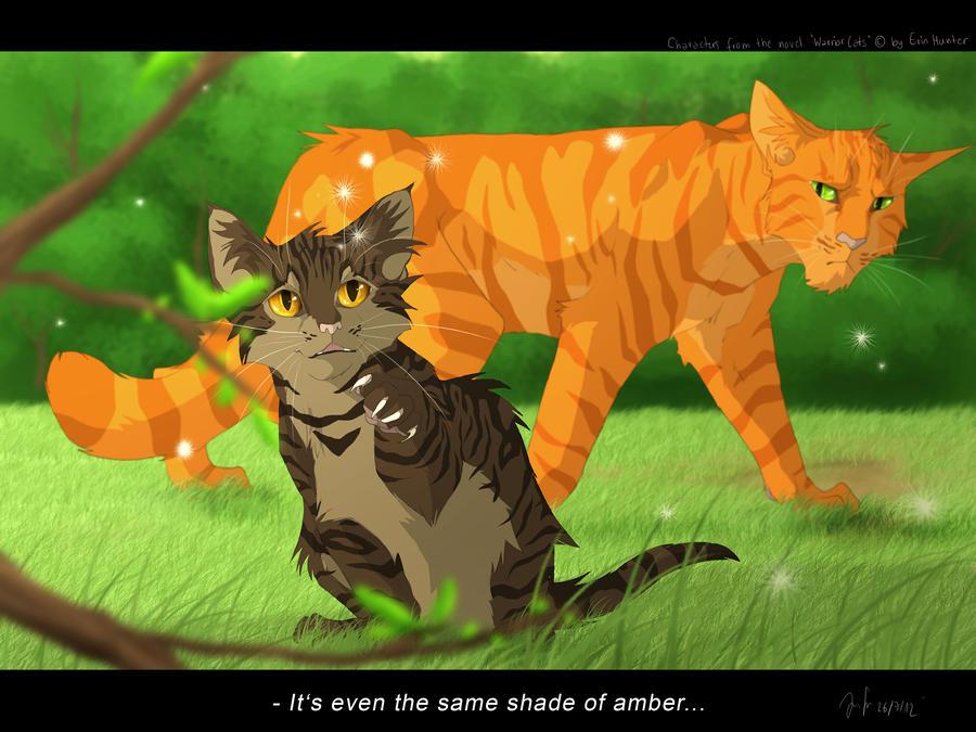 Same Shade of Amber -C.E.- by Mizu-no-Akira