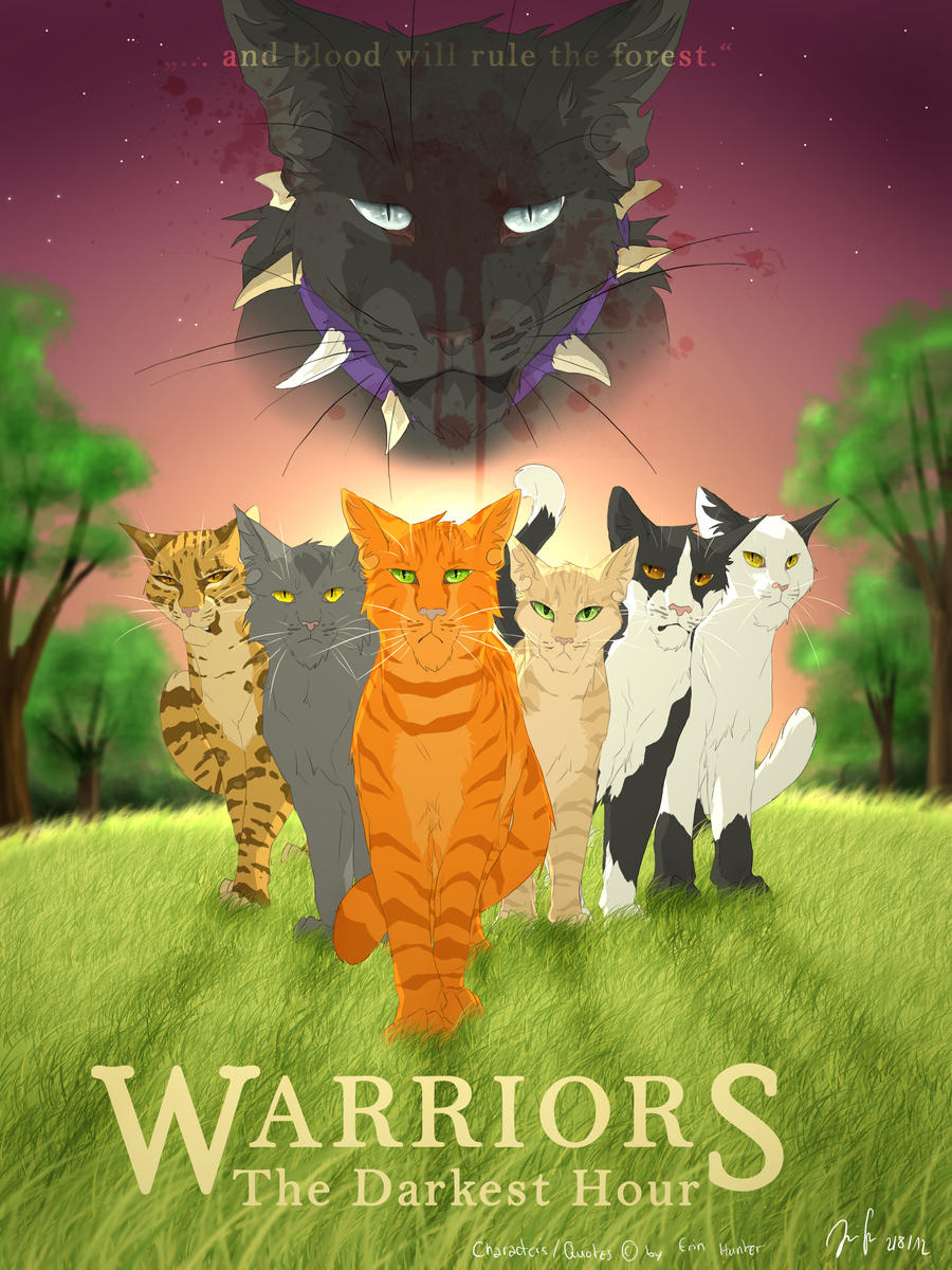 Warrior Cats High School AU  starclanacademyverseblog