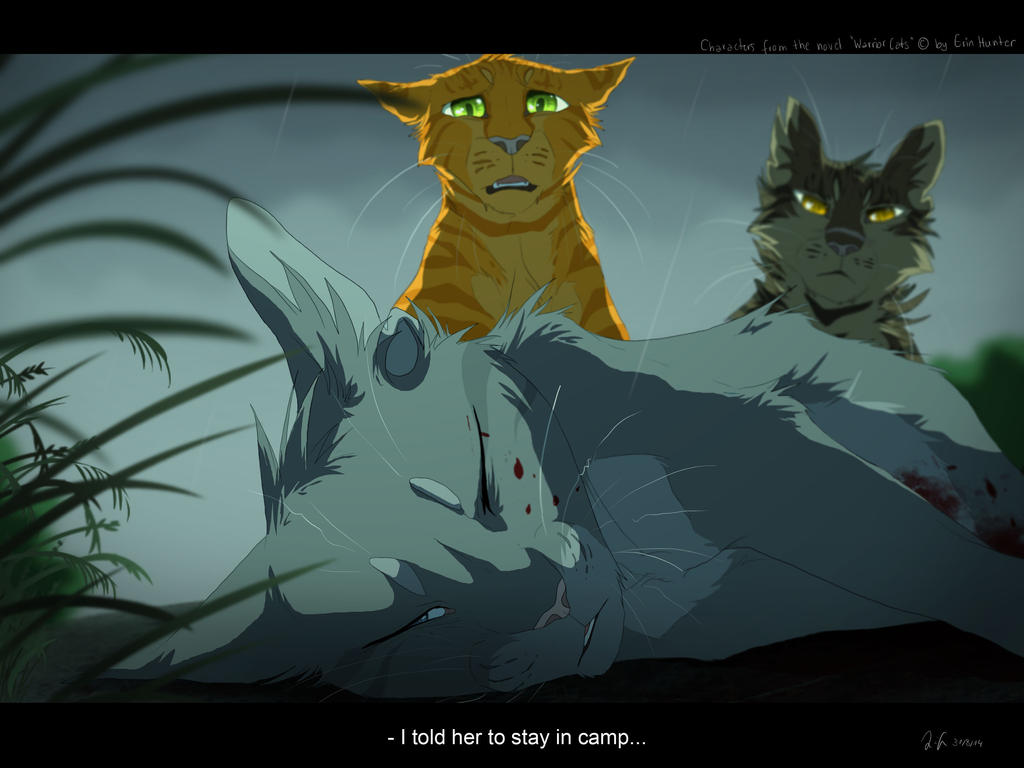 Warrior Cats Cry
