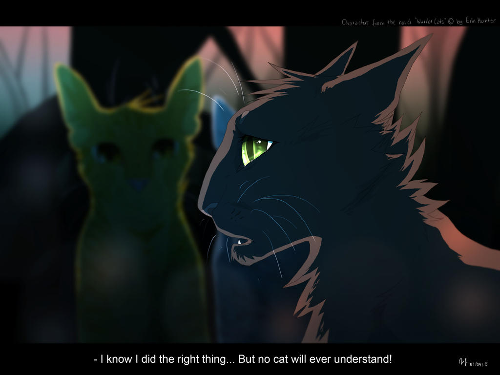 Hollyleaf Warriors Image Information