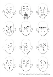 FACES by PeteSlattery