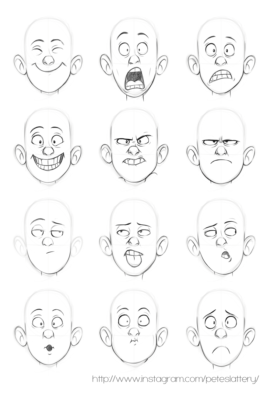 Recognising facial expression