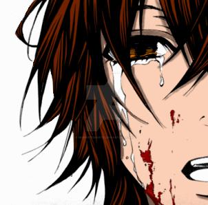 Random Sad Anime Boy by MonkeyDDante on DeviantArt