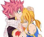 Fairy Tail - Natsu and Lucy 2