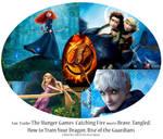 Catching Fire Meets The Big 4  ~ Fan Trailer