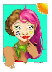 The clown (digital version)