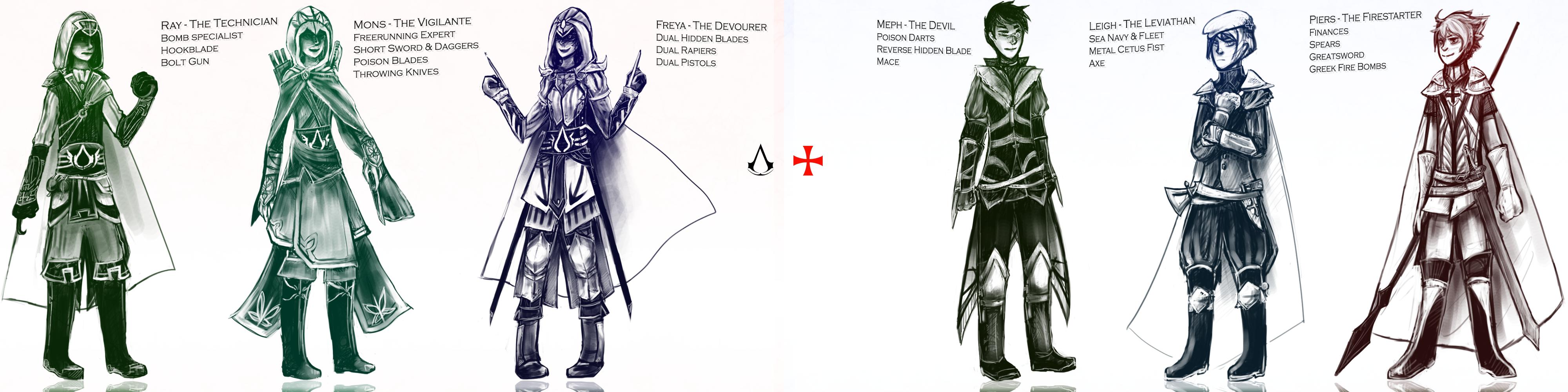 AS: [E14: Team PedoPolarBear] Theme 9: Crossover by kolo-dragon