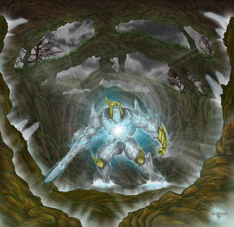 Diamond Knight by caniscan