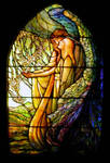 Stained Glass Window - 3