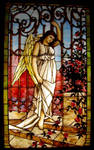 Stained Glass Window - 5