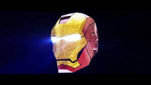 Iron Man render 1