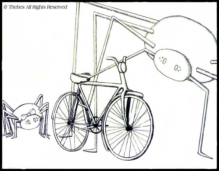 a_spider_bought_a_bicycle_by_layla_tian.jpg