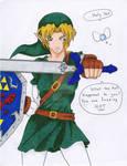Zelda OoT Comic 67