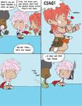 FF 13 Comic 13: Ciao