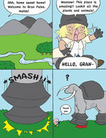 FF 13 Comic 39: Warm Welcome 1 by Dilly-Oh