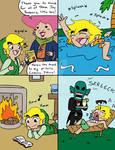 Zelda WW Comic 91