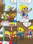 Zelda WW Comic 109 by Dilly-Oh