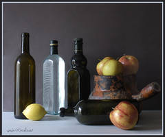 Simplicity of the objects. by mic-ardant