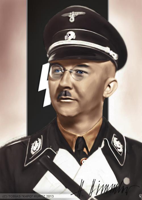 Reichsfuhrer Heinrich Himmler by kapo neu on DeviantArt