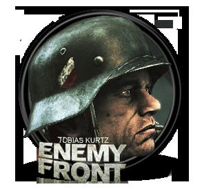 Enemy Front LOGO ( 3 ) by kapo-neu
