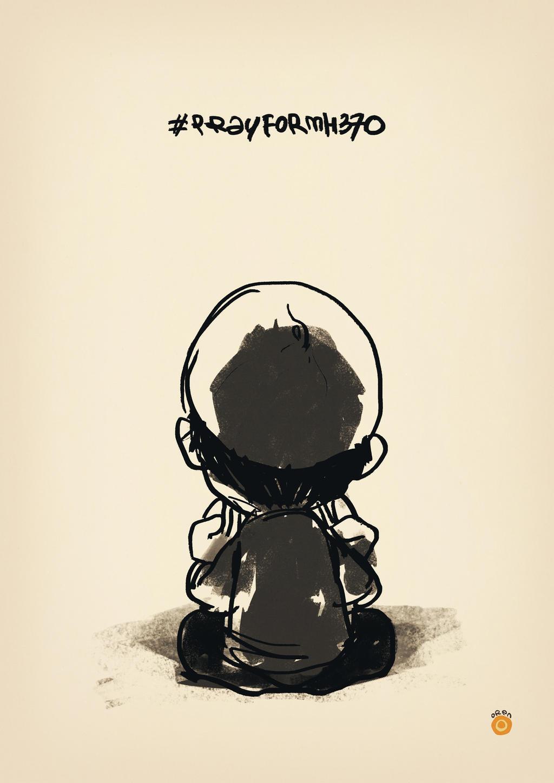 #PRAYFORMH370 by solitarium