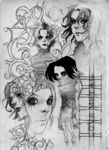 LOVEMENTAL     -fan art- by solitarium