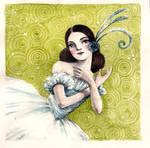 spring ballerina