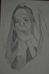 Nun (008) by Cheveste666