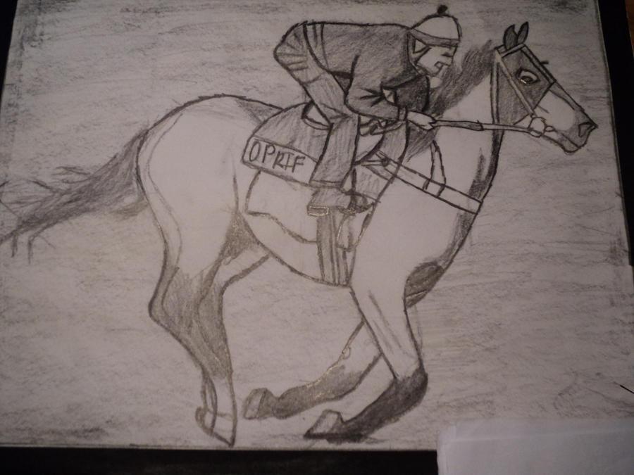 Man riding horse by obiwanskywalker178 on deviantart man riding horse by obiwanskywalker178 ccuart Gallery