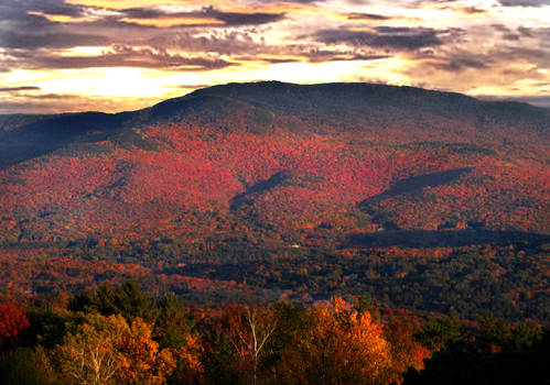 Near Stowe Vermont