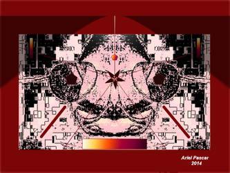 Ariel Pascar Symmetry by apascar