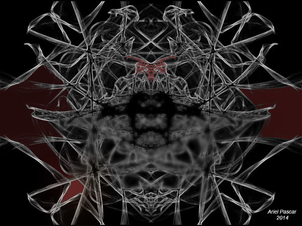Ariel Pascar Mind Ghosts by apascar