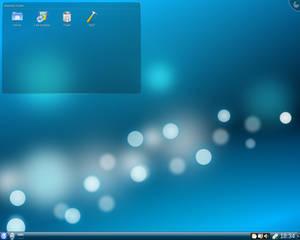 KDE 4.2.0 1st