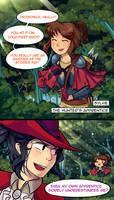 Brawlhalla Comic: Diana - Pg2