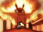 - Attack on Totoro -
