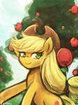 Applejack Day(30minutechallenge)