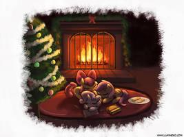 Winter is here so be cozy by luminaura