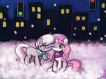hearth's warming eve friends